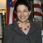 Former U.S. Senator Olympia Snowe provided the Presidential Forum at the 2013 AGU Fall Meeting.
